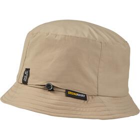 Jack Wolfskin Stow Away Bucket Hat, beige